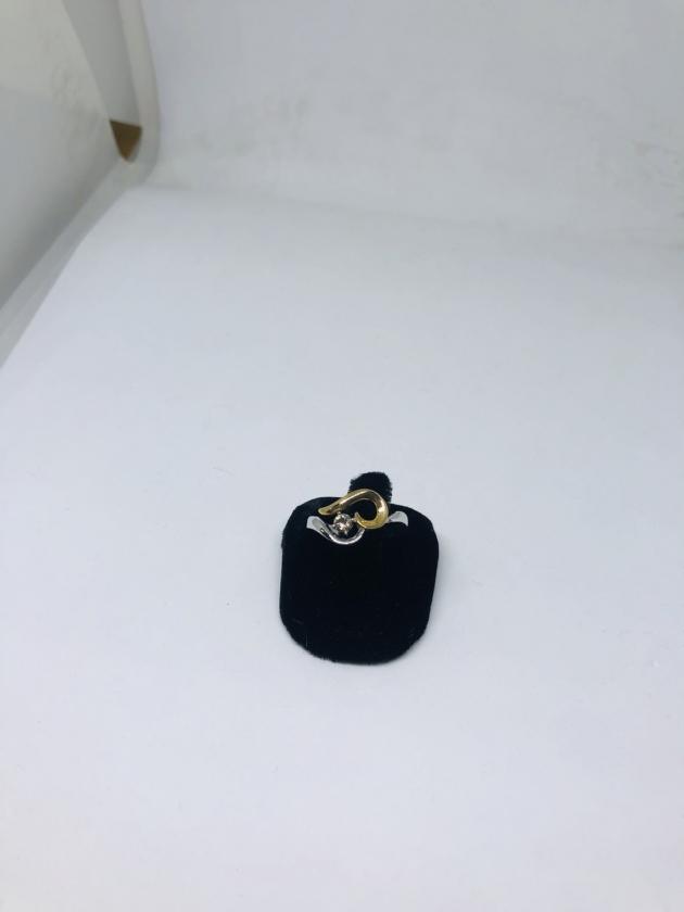 12分香檳彩鑽戒&項鍊(已售出) 2
