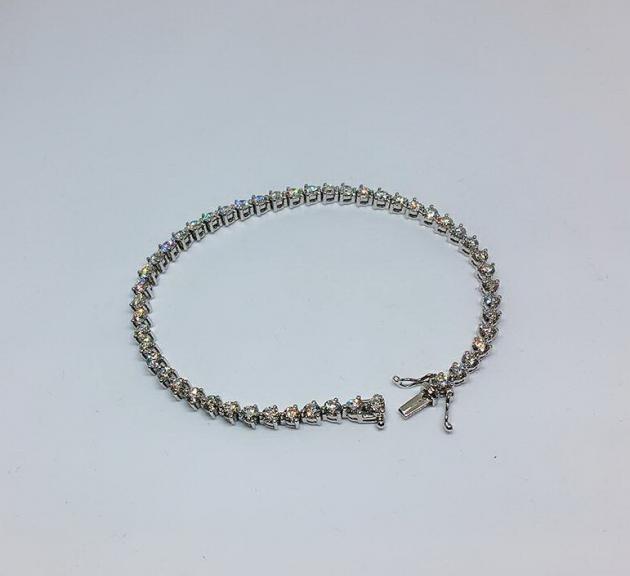 鑽石手鍊(已售出) 2