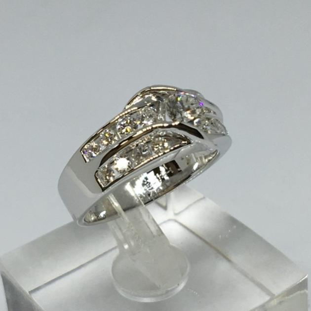 35分 天然鑽石戒指 (已售出) 2