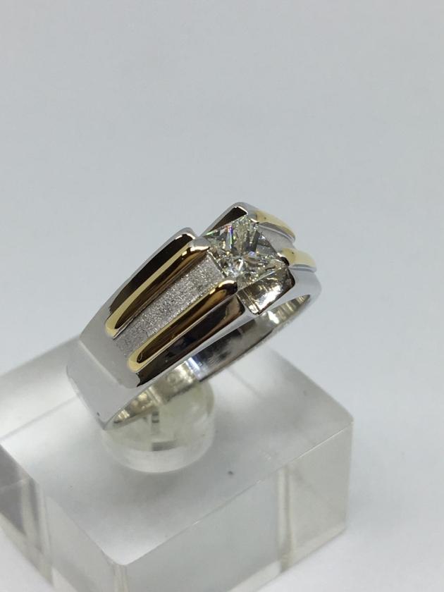 55分 天然鑽石戒指 2