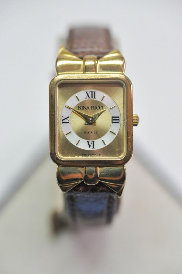 Nina Ricci女錶 (已售出) 1